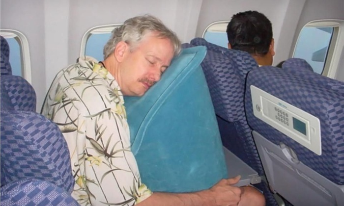 SkyRest Travel Pillow: $19 for a SkyRest Travel Pillow ($29.95 List Price). Free Shipping.