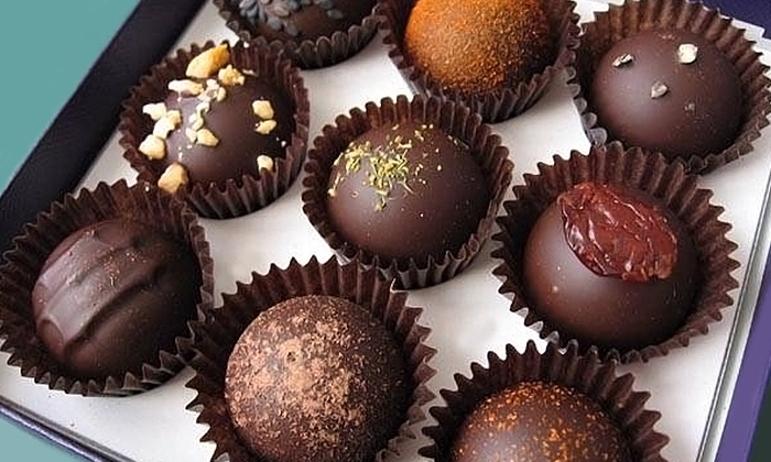 Second City Tours - Water Tower Place: Chocolate Crawl for One, Two, or Four from Second City Tours (Up to 60% Off)