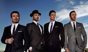 The Tenors: The Tenors on October 14 at 7:30 p.m.