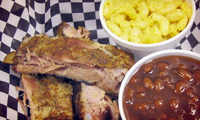 Smokey Jack's BBQ - Irving: $10 for $20 Worth of Barbecue at Smokey Jack's BBQ