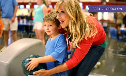 $40 for Bowling for Up to Six at Strikes Unlimited ($104 Value)
