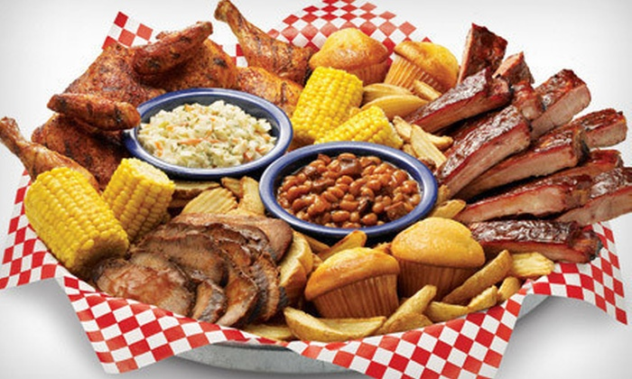 Famous Dave's BBQ - Tanglewood: $15 for $30 Worth of Homestyle Barbecue at Famous Dave's BBQ