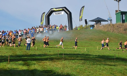 $49 for Entry to Gladiator  Obstacle-Course Race at Lake Geneva on Sept. 13 or 14 (Up to $119 Value)