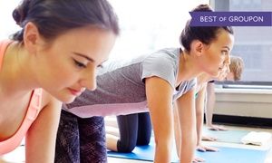 Bikram Yoga Mira Mesa: 10 or 20 Yoga Classes or Two Months of Unlimited Classes at Bikram Yoga Mira Mesa (Up to 72% Off)