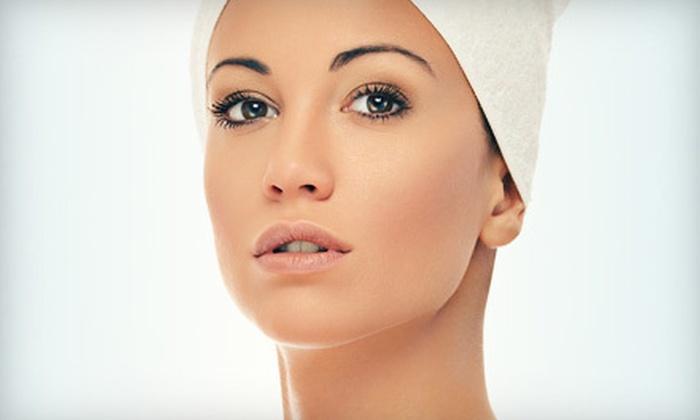 Facial, Inc. - Plano: One or Three Diamond-Dermabrasion Treatments and Facials at Facial, Inc. (Up to 74% Off)