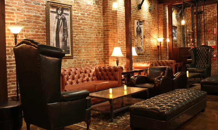 Next Door Lounge - Central Hollywood: $59 for Whiskey Flights and Dinner for Two at Next Door Lounge (Up to $124 Value)