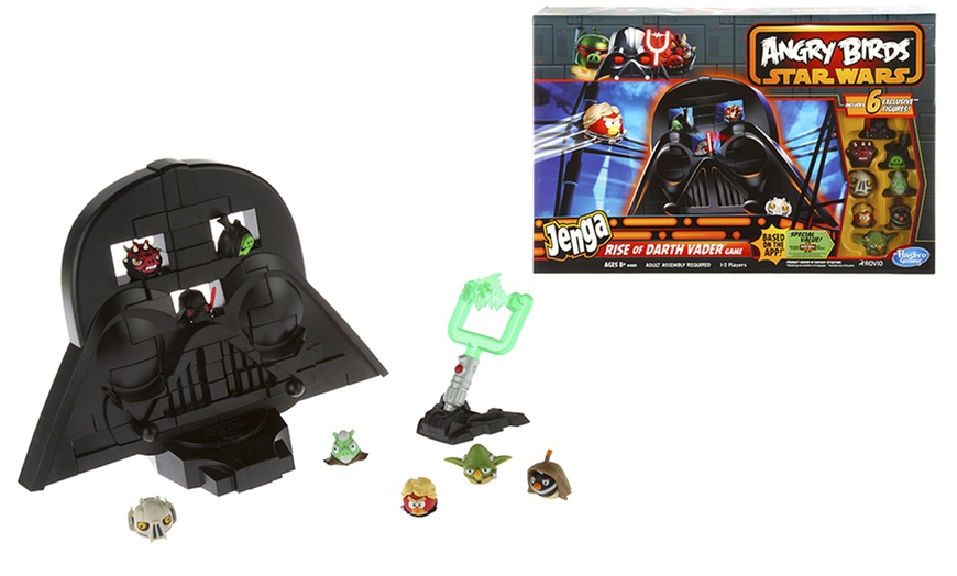 Angry Birds Star Wars Jenga Game Groupon, Angry Birds Star Wars Full Size Bedding