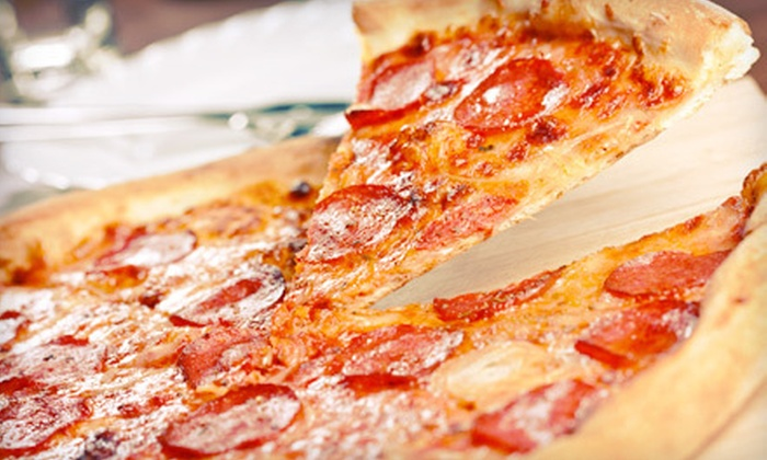 Tony's Pizzeria and Ristorante - Clearwater: $15 for $30 Worth of Pizza and Italian Fare at Tony's Pizzeria and Ristorante in Clearwater