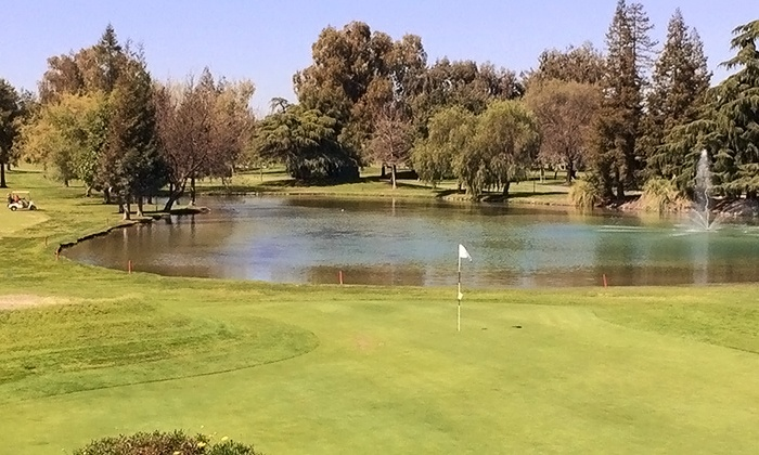 Manteca Golf Course - Manteca: One Round of Golf with Cart and Range Balls for Two or Four at Manteca Golf Course (Up to 45% Off)