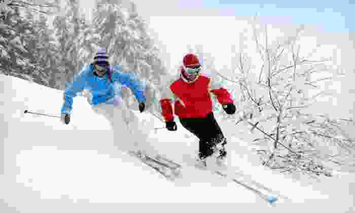 Mountain Edge Resort & Spa - Newbury, NH: One- or Two-Night Stay with Option for Lift Tickets at Mountain Edge Resort & Spa in Newbury, NH
