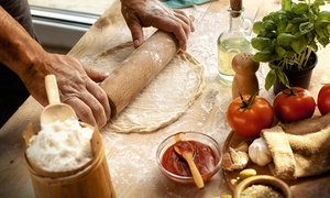 The Cookery Cottage: Italian Cookery Class for One or Two at The Cookery Cottage