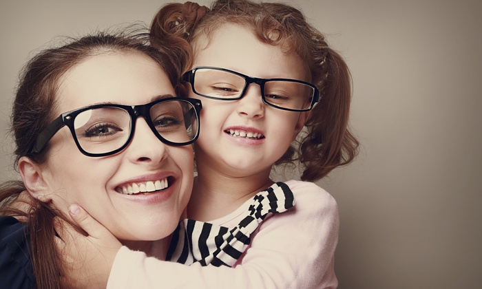 Precision Vision - Pikesville: Eye-Exam Package with Option for Lens-Fitting at Precision Vision (Up to 91% Off)