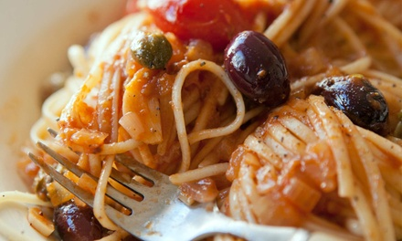 Italian Dinner for Two or Four at Ciro & Sal's (Up to 49% Off)