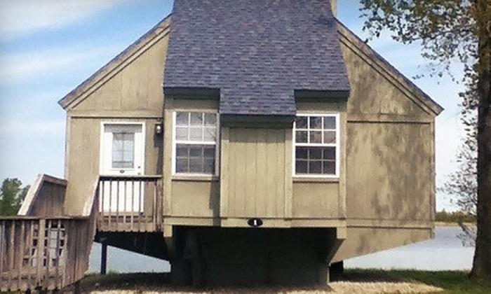 Erie Islands Resort & Marina - Bay: $169 for a Winter Weekend Blast to Erie Island Resort - 3days, 2 nights + $40 credit