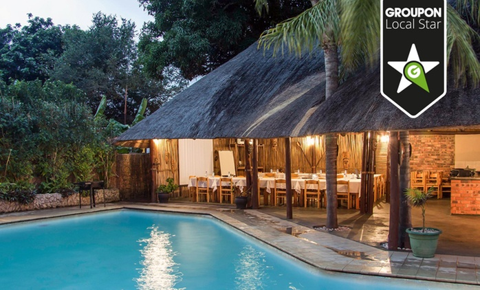 St Lucia: Two or Three-Night Stay for Up to Four at St Lucia Safari Lodge