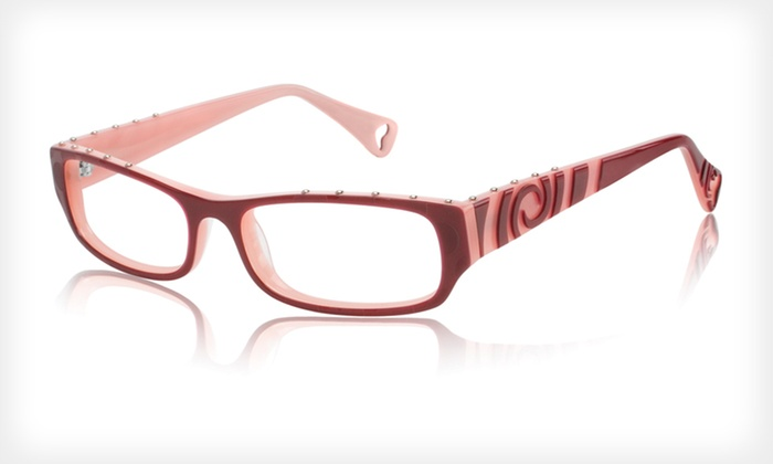 Punk Rock Frames: $39 for Punk Rock Optical Frames by Betsey Johnson ($225 List Price)