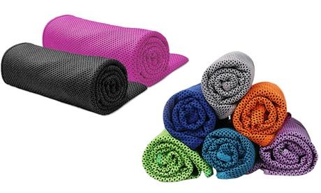 1, 2 ou 3 serviettes de sport absorbantes