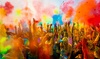 Aid La Oc Chapter - South Redondo Beach: Holi on the Beach 2017 for Two or Four on Saturday–Sunday, March 11–12 (Up to 40% Off)