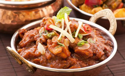5% Cash Back at Caraway Indian Cuisine