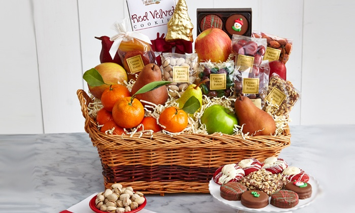 Cherry Moon Farms: $15 for $30 Worth of Gourmet Gift Baskets, Cookies, and Chocolates from Cherry Moon Farms