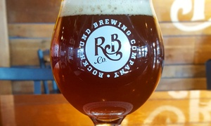 Up to 37% Off Beer at Rockhound Brewing Company at Rockhound Brewing Company, plus 6.0% Cash Back from Ebates.