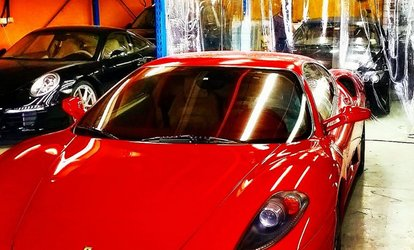 Choice of Car Detailing Packages at Manchester Tyre Trading (Up to 75% Off)