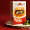 North Pole Peppermint and Chocolate Caveman Cookies (4-Pack)