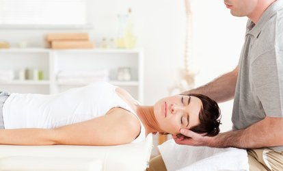 image for $30 for Pressure Point Massage at MedPlus Neck and Back Pain Center ($150 Value)