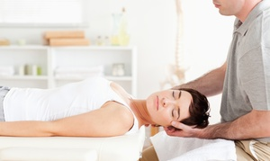 Atlas Chiropractic: Chiropractic Exam and One or Two Adjustments with Massage at Atlas Chiropractic (Up to 95% Off)