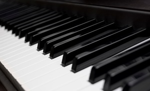 Manassas Joe's Piano: $66 for $120 4 Piano Lessons— Manassas Joe's Piano