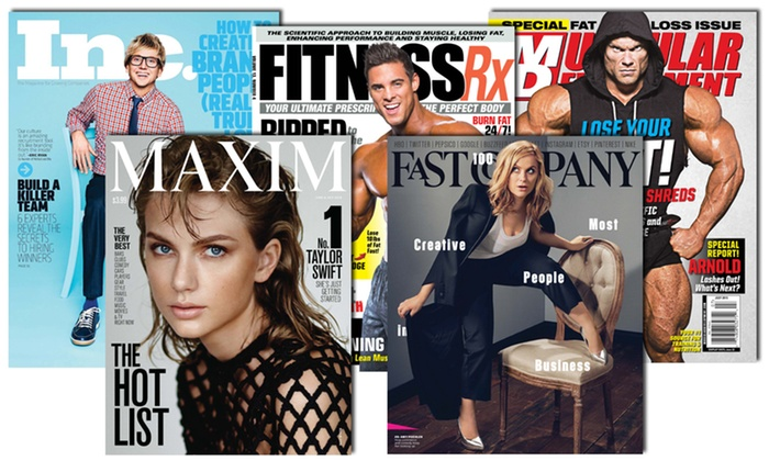 Two-Year Digital Magazine Subscription from Magzter (Up to 60% Off). Five Options Available.