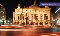 Paris: 1 to 3 Nights for 2 to 4 with Breakfast, Optional Cruise and Museum Entry at 4* La Villette Forest Hill