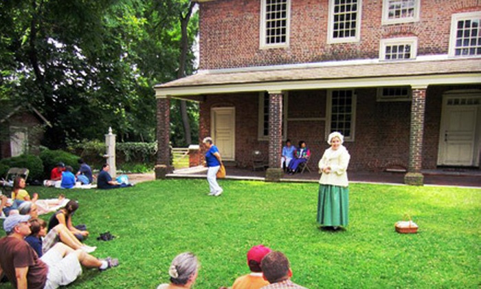 Historic Germantown: Freedom's Backyard - East Germantown: Historic-Site Passport for One or Four from Historic