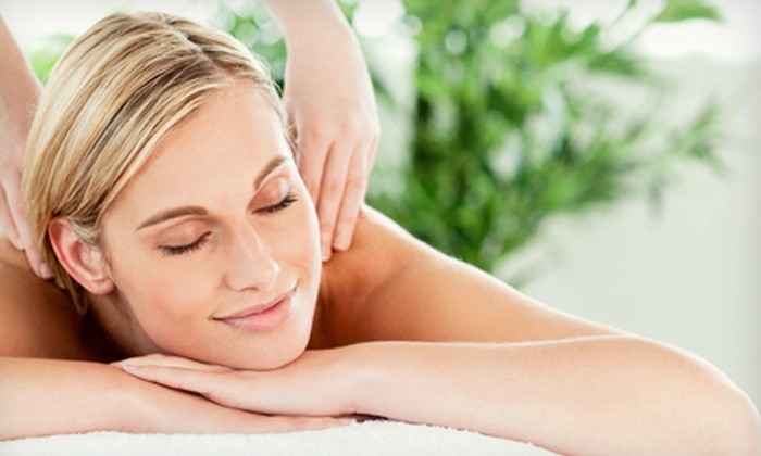 Holistic Therapies & Fitness Programs - Arlington Center: One or Three 60-Minute Massages at Holistic Therapies & Fitness Programs (Up to 53% Off)