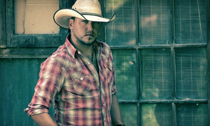 Jason Aldean with Kelly Clarkson - Chicago: Jason Aldean and Kelly Clarkson Concert Viewed from Ivy League Baseball Club on Saturday, July 20 (Up to 52% Off)