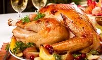 Chapon de Noël ou dinde farcis dun poids de 3kg ou 3,5 kg dès 36 € à la Boucherie Foch