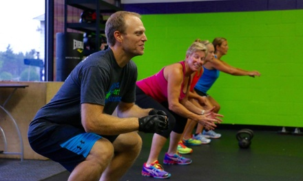 Four Weeks of Membership and Unlimited Fitness Classes at Fitness and Sports Performance (73% Off)