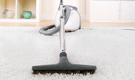 Tile and Grout Cleaning, or Carpet Cleaning for Three or Five Rooms from GCS Carpet Cleaning (Up to 61% Off)