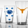 2-Pack of NCAA Color-Changing 16oz. Pint Glasses