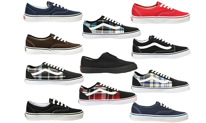 $59 VANS Shoes in Range of Styles and