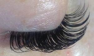 Eyes of The Eminent: Full Set of Eyelash Extensions at Eyes of The Eminent (57% Off)