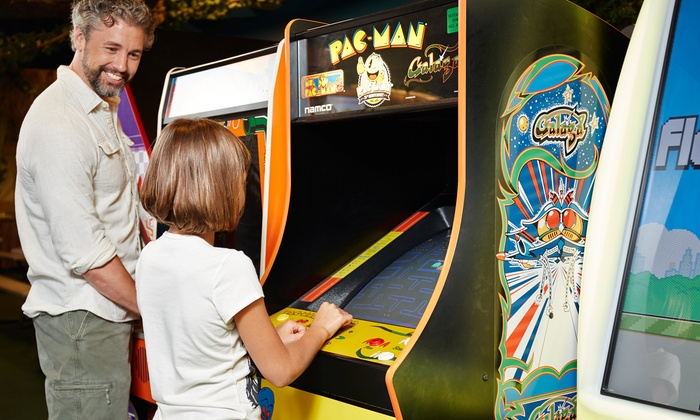 Arcade Legacy - Cincinnati: All Day Game Play for Two or Four People at Arcade Legacy (Up to 50% Off)