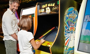 Arcade Legacy: All Day Game Play for Two or Four People at Arcade Legacy (Up to 50% Off)
