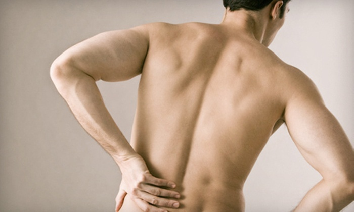 De La Fe Chiropractic - Mesa: Three or Five Spinal-Decompression Treatments with Optional Massages at De La Fe Chiropractic in Mesa (Up to 83% Off)