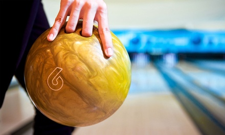 Summer-Bowling Pass for One or Two, Good for Three Games Per Day and Shoe Rental at Nampa Bowl (Up to 97% Off)