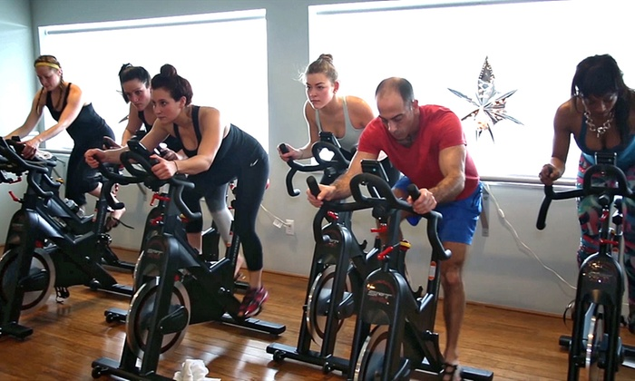 Inner Spirit Studio - Whippany: 5 or 10 Indoor Cycling or Hot Yoga Classes at Inner Spirit Studio (Up to 81% Off)