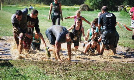One or Two Tickets to Muddy Fanatic 5K on Saturday, September 26 (Up to 45% Off)