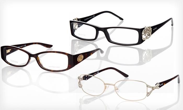 9cb700ba75 Up to 84% Off Valentino Women s Eyeglasses