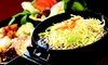 Posh Restaurant - Kingsway-Beresford: Hot-Pot Dinner with Seafood Udon and Bottomless Virgin Drinks for Two or Four at Posh Restaurant (Up to 50% Off)