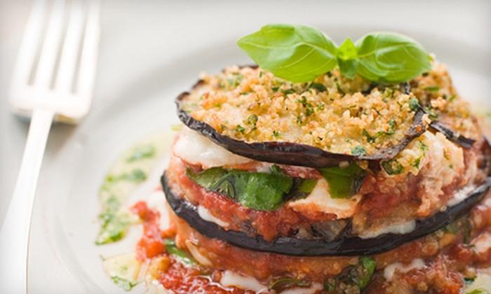 Raffi's Restaurant - Evansville: Italian Food at Raffi's Restaurant (50% Off). Two Options Available.